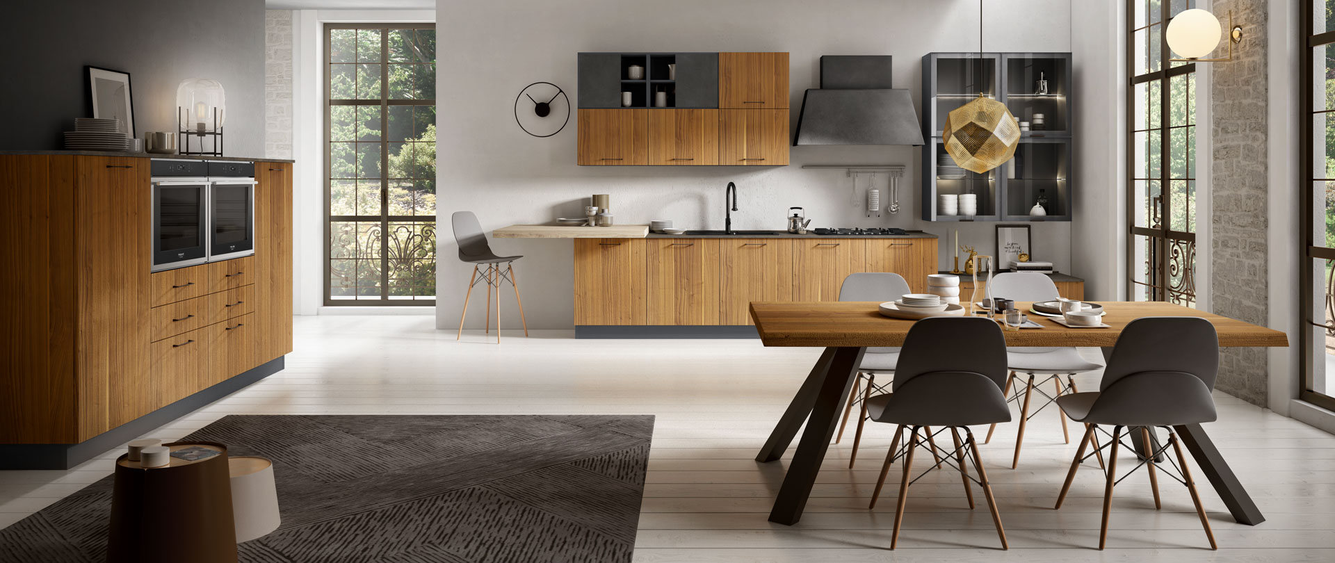 Matrix Cucine Moderne Mobili Franco Perri